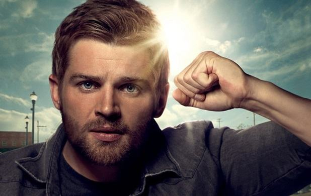 Under the Dome Mike Vogel