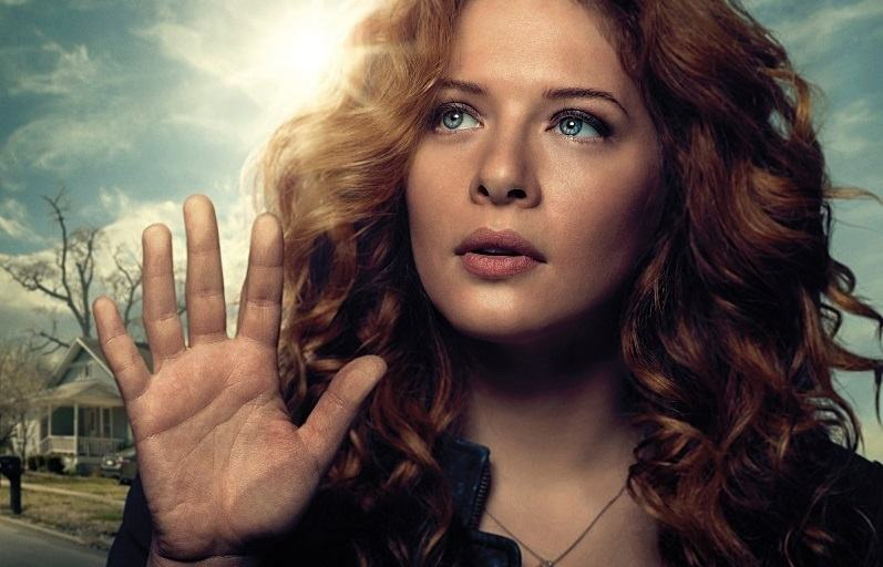 Under the Dome Rachelle Lefevre
