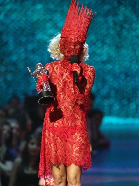 "Резултат с изображение за ""lady gaga red dress"""