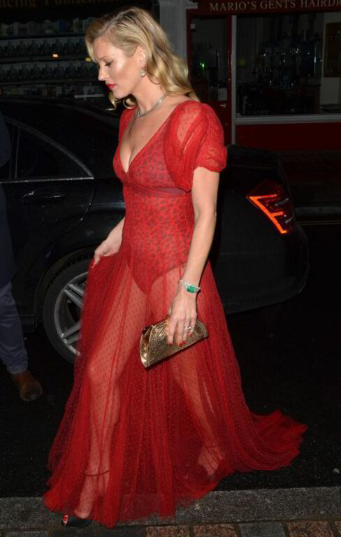 "Резултат с изображение за ""kate moss see through red dress"""